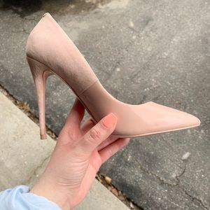 Aldo blush heels